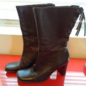 Amazing Leather Boots